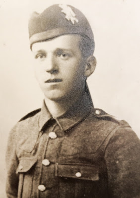 Alexander Forbes Hunter born 1895 died WWI 1917