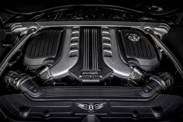 Bentley Continental GT Speed V12 6.0 2022: 659 cv e 0 a 100 km/h em 3,6 s