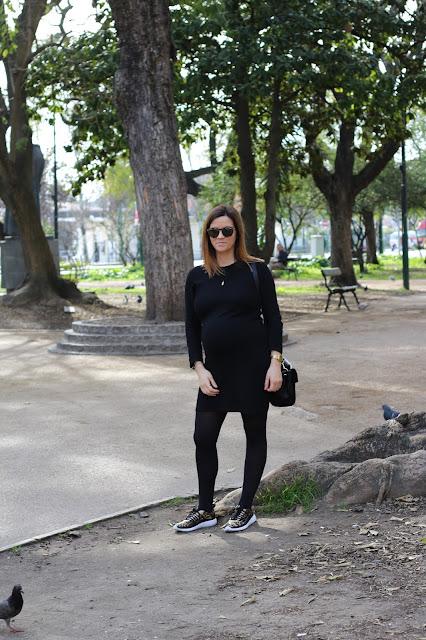 vestir na gravidez + look da grávida + estilo + lookbook + styling my bump