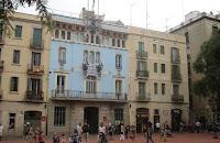 Antiguo ayuntamiento de Gràcia