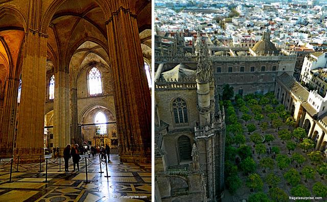 Sevilha, Catedral de La Giralda