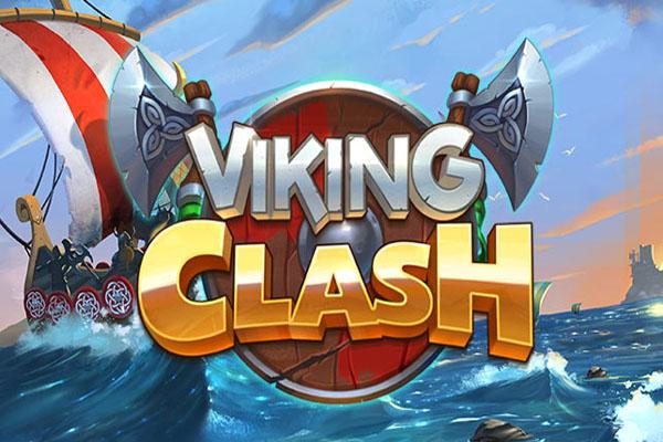 Main Gratis Slot Demo Viking Clash Push Gaming