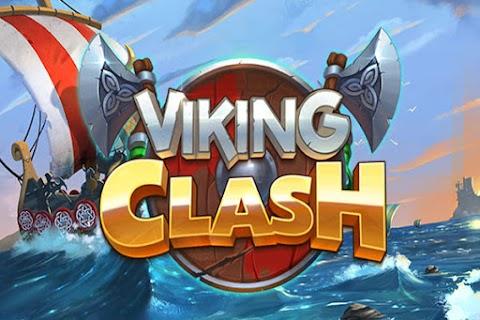 Main Gratis Slot Viking Clash (Push Gaming) | 96.67% RTP