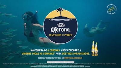 promoção cerveja corona