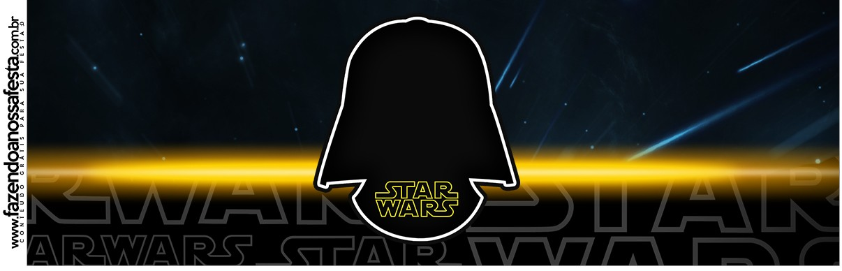 Star Wars: Free Printables Candy Bar Labels. - Oh My Fiesta! for Geeks