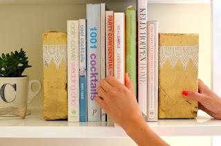 Ideas fáciles y baratas de regalos de navidad | Sujeta libros