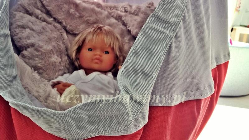 lalka anatomiczna dla dziecka