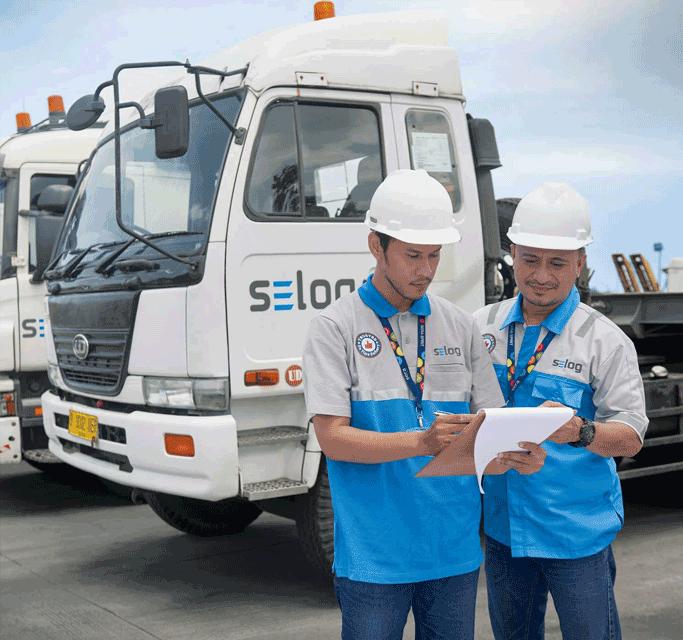 perusahaan logistik indonesia