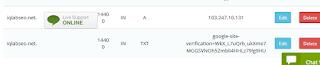 cara verifikasi blog di google search console
