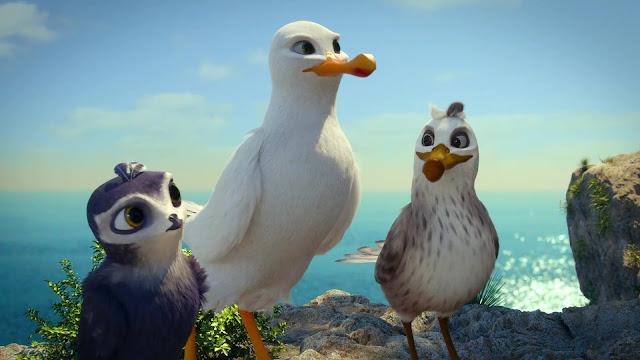 Pajaritos A Volar (2019)