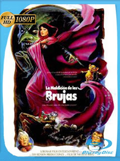 Las Brujas [1990]HD [1080p] Latino [GoogleDrive] SilvestreHD