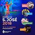 Cartaz Festas de São José 2018 na Póvoa de Lanhoso