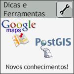 GMaps v3 e Postgis - Novos conhecimentos
