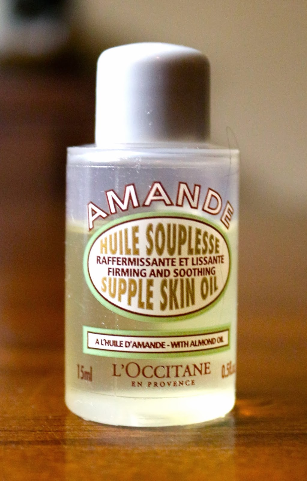 Sephora Subscription Box Reviews: L'Occitane Amande (Almond) Supple