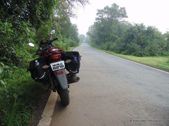 Pune to Goa bike ride via amboli ghat