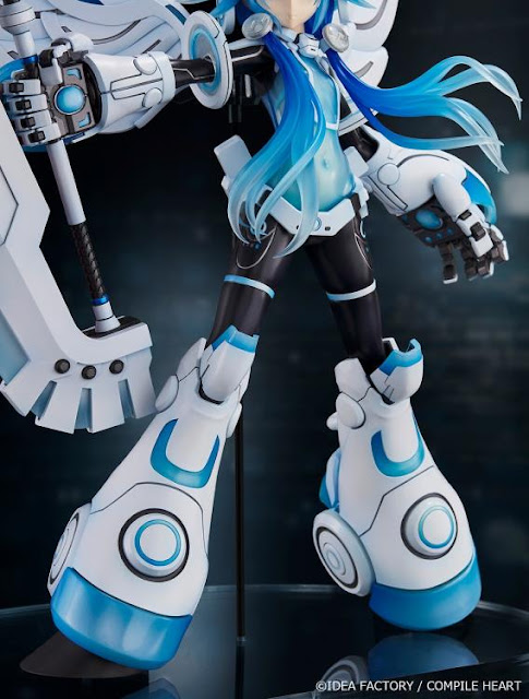 Figuras: Next White de Mega Dimension Neptune VII - Vertex