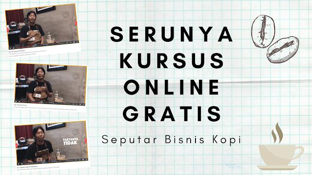 kursus online gratis yang seru