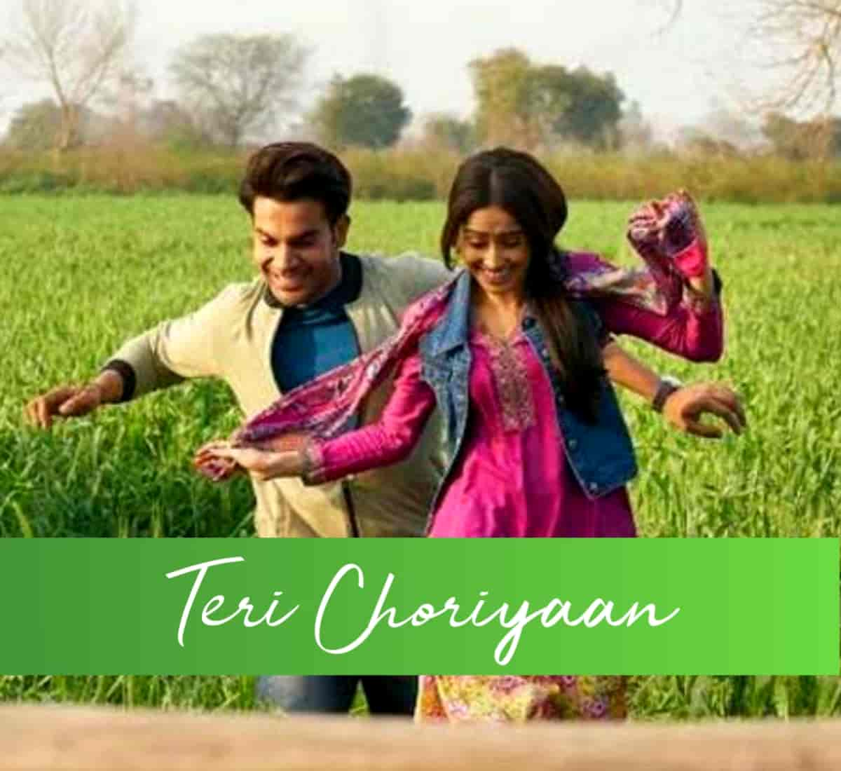 Teri Choriyaan Love Song Lyrics, Sung by Guru Randhawa.