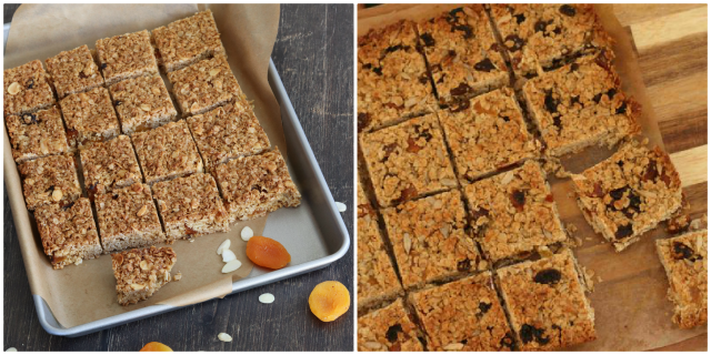 Flapjack recipes