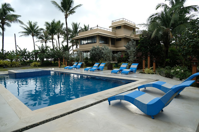 baler hotels with swimming pools