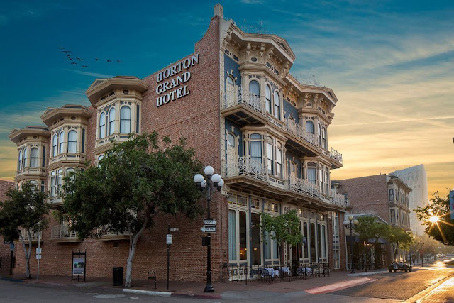 With a unique combination of historic charm, modern comforts and elegant accommodations, the Horton Grand Hotel is a beloved Gaslamp District gem in San Diego.