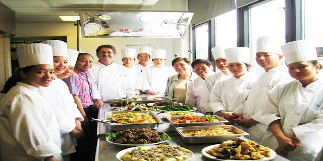 Best 5 chef training colleges in Pune