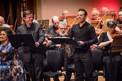 Rossini: Mosè in Egitto - Daniel Grice, Nico Darmanin - Chelsea Opera Group (Photo Robert Workman)