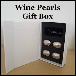 Wine Pearls Gift Box - a perfect gift for a wine lover