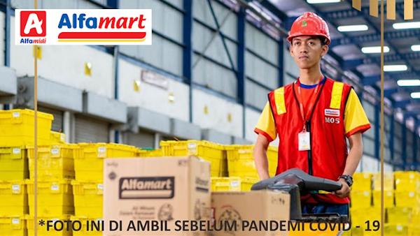 Lowongan Kerja Technical SupportPT Midi Utama Indonesia (Alfagroup) Branch Serang