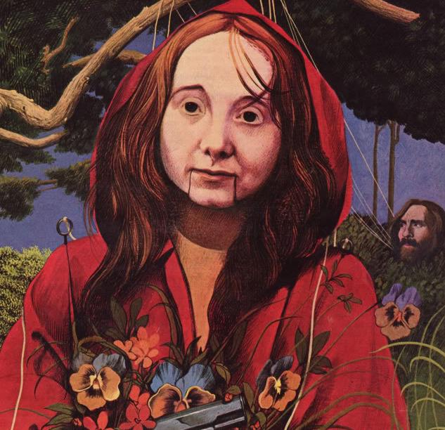 The Manson Family Blog
