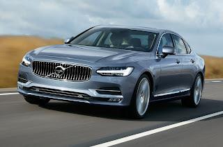 Le tout nouveau ''2018 Volvo S90 '', Photos, Prix, Date De Sortie, Revue, Nouvelles Voiture 2018