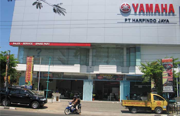 Alamat Dealer Yamaha di Bintaro Jakarta Selatan