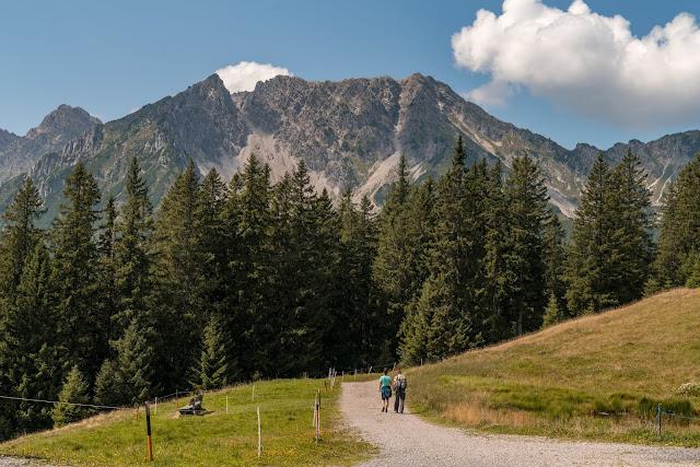 Kulinarische Genusswanderung – Bürserberg | Wandern Brandnertal | Wanderung Vorarlberg 11