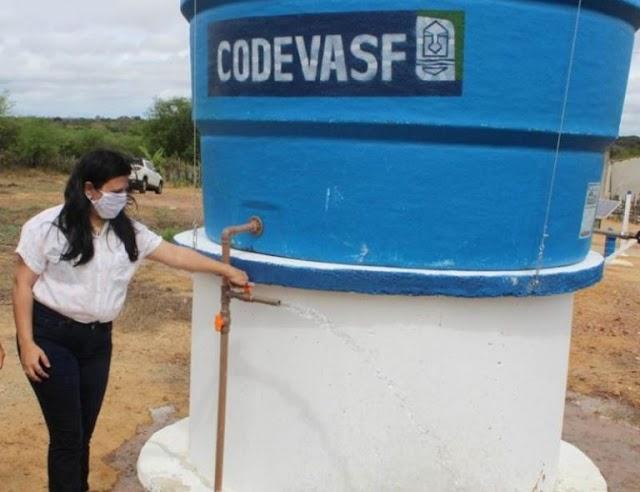 Dormentes: Pré-candidata a prefeita, Rosarinha mostra prestígio junto a FBC e ajuda a trazer ações para município