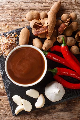 Tamarind chutney recipe | Imli chutney | Sweet tamarind dates chutney