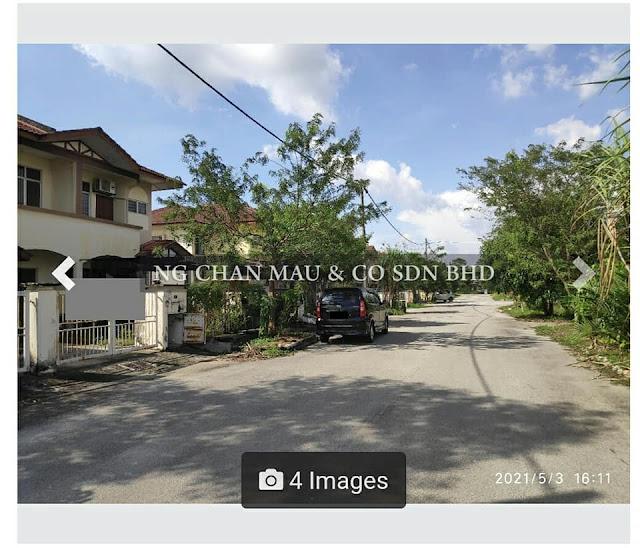 Persekitaran Rumah teres 2 tingkat di Pucak Alam RM243 ribu