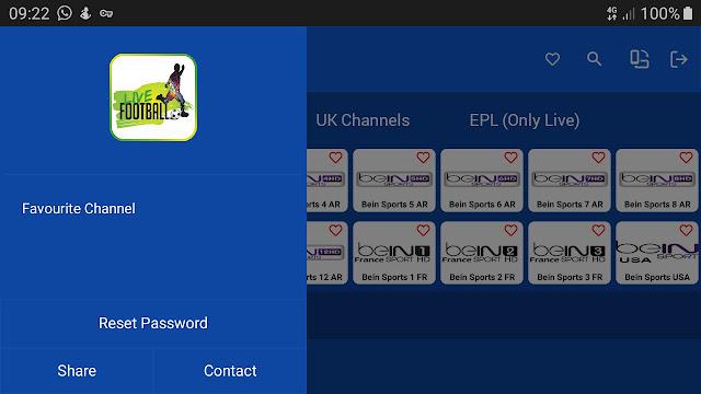 تحميل تطبيق Sports Tv Apk افضل تطبيق لمشاهدة القنوات المشفرة الرياضية لهواتف الاندرويد