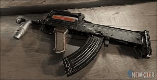 Groza Senjata Supply Drop PUBG Mobile