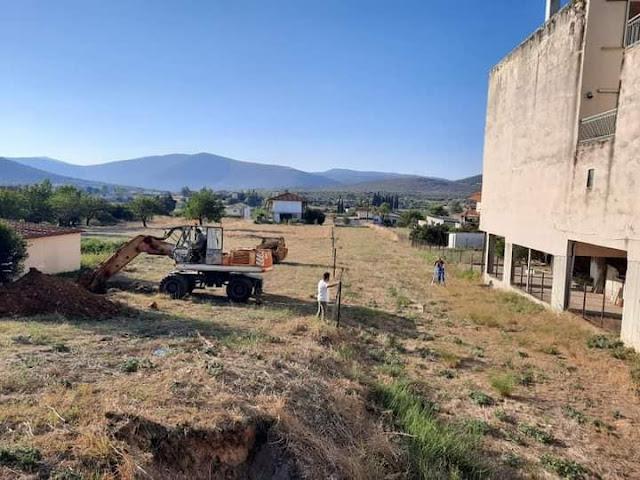 Αργολίδα: Ξεκίνησαν τα έργα για την υλοποίηση του νέου Πνευματικού Κέντρου Λυγουριού