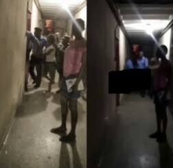 UNILAG Female Undergraduate Apprehended For Stealing Money Through ATM Card (Photos
