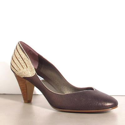 Escarpins cuir Patricia Blanchet