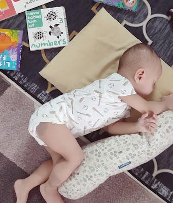 Review Bantal Baby - Getha Baby Natural Latex Pillow