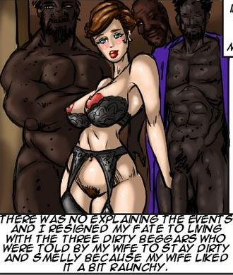 Illustrated Masturbation Stories 84
