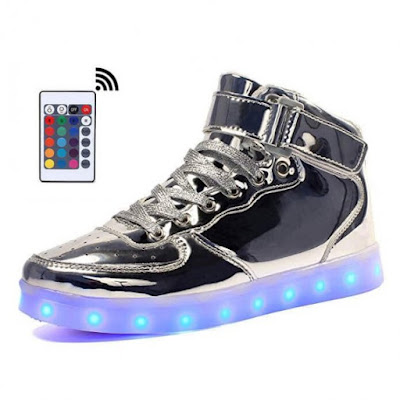 Bright Women Light Up Shoes