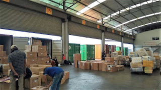 Contoh Master Bill Of Lading (MBL) Cargo Container