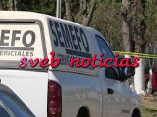 Hallan cuerpo de hombre ejecutado en el municipio de Amatlan este Jueves