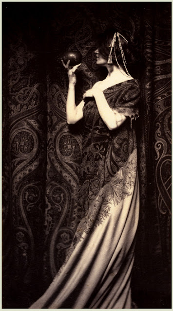 The Odor of Pomegranates (platinum print) by Zaida Ben-Yusuf, 1899
