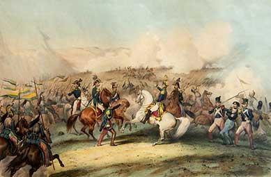 Batalla de Ingavi 1841