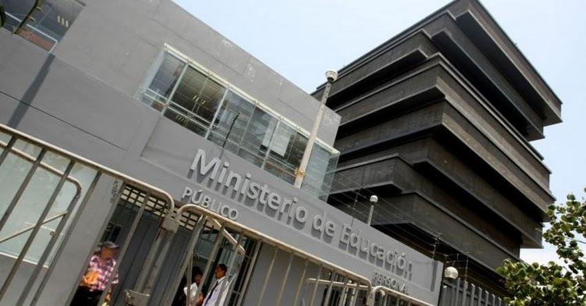 INSCRIPCIÓN CONTRATO DOCENTE 2018: Plazas Vacantes MINEDU - www.minedu.gob.pe