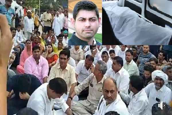 vikas-chaudhary-murder-case-news-faridabad-ghulam-nabi-azad